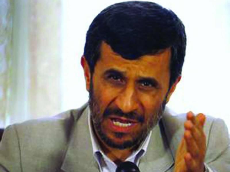 احمدی نژاد کا دفتر بند، سامان ایوان صدر منتقل