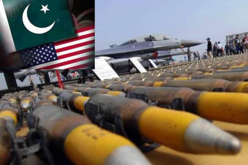 پاکستان امریکہ کشیدگی سے اسلحہ کی ڈیل خطرے میں پڑ گئی