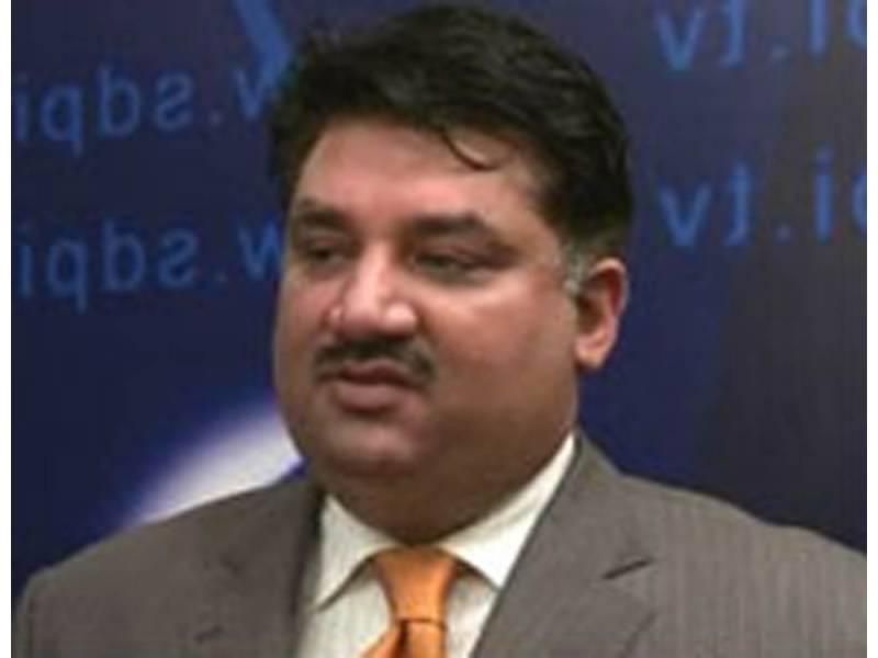 پاکستان، بھارت کے مابین تجارت کا حجم بڑھانے کیلئے منفی اشیا کی لسٹ کم کرنے اپر غور جاری ہے: خرم دستگیر