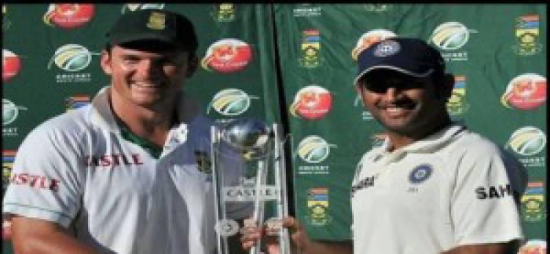 بھارت کو آخری ٹیسٹ میں 10 وکٹوں سے شکست، سیریز جنوبی افریقہ نے جیت لی