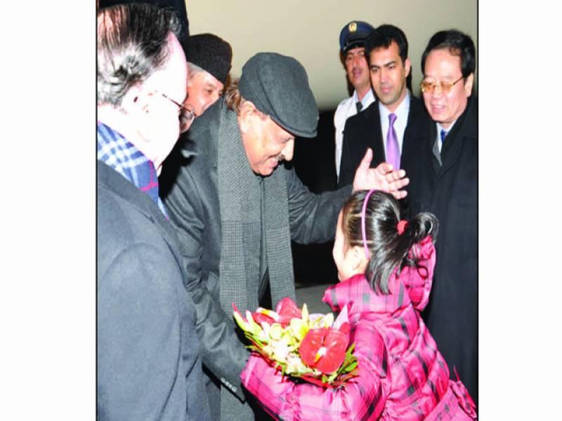 بیجنگ: وزیراعلیٰ شہبازشریف کا چینی پاور کمپنی ہارجن کے نمائندوں کے ساتھ گروپ فوٹو