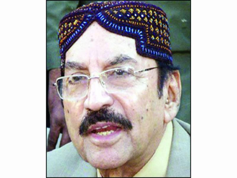 تھر پر سندھ حکومت کیخلاف کیا سازش ہو رہی ہے، دنیا کو بتائینگے:قائم شاہ