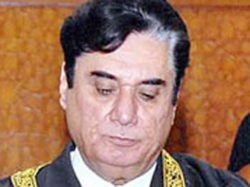 مسعود جنجوعہ لاپتہ کیس: ہمارے اختیارات محدود ہیں'نہیں چاہتے انصاف کے دروازے بند ہوں: جسٹس ثاقب نثار