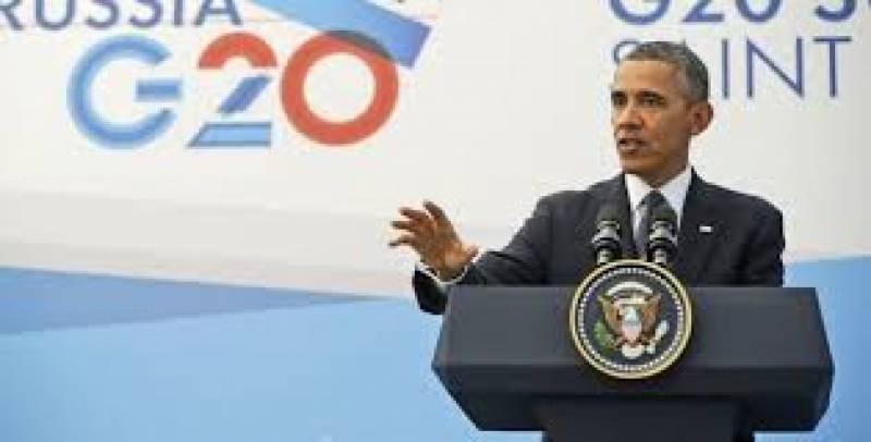 جی 20 :امریکا کا ما حولیاتی تبدیلیوں کے معاہدے کیلئے 3 ارب ڈالر امداد کا اعلان