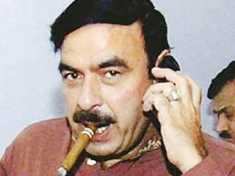 زرداری نے بلاول کو ''بلو رانی '' کہنے پر فون کر کے مجھے دھمکی دی:شیخ رشید