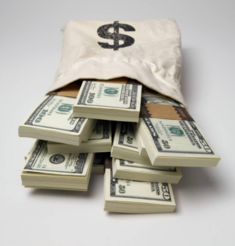 ملکی زرمبادلہ ذخائر میں 14 کروڑ 30 لاکھ ڈالر کی کمی