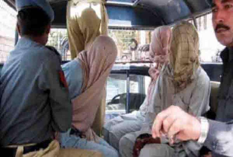 پولیس اور سکیورٹی اداروں کا سرچ آپریشن، 35 مشتبہ افراد زیر حراست