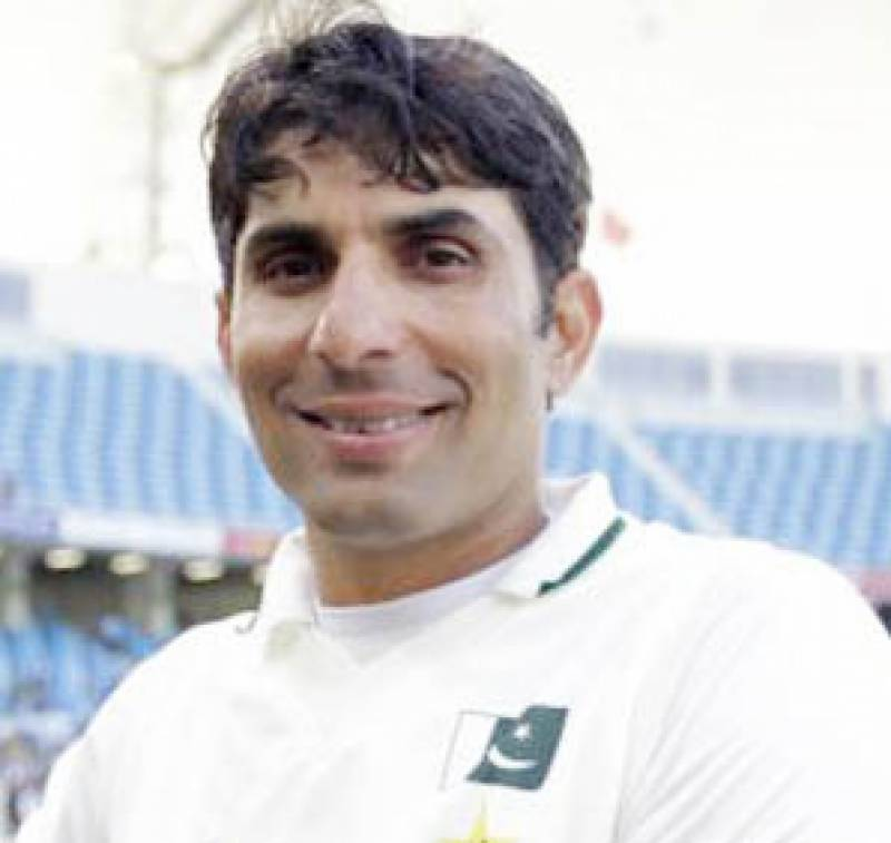 ٹیسٹ سیریز: پاکستان سری لنکا آج مدمقابل ' سپنرز کو کھیلنا آسان نہیں ہو گا: مصباح الحق