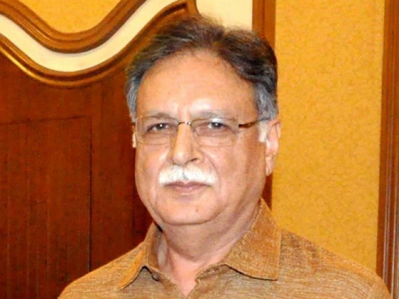 وجیہہ الدین کے فیصلے پر عملدرآمد کرنا عمران کا امتحان ہے: پرویز رشید