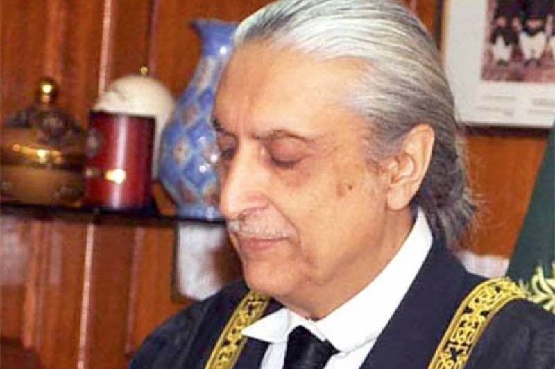 وکلاء اور ججز کے بارے میں پایا جانیوالا تاثر ہمارے لئے سم قاتل ہے: جسٹس جواد