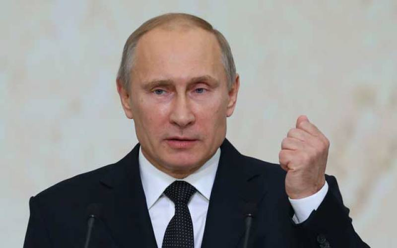 روس 40 میزائل اپنے جوہری ہتھیاروں میں شامل کریگا: پیوٹن