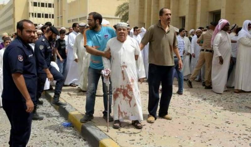 کویت : مسجد میں خودکش دھماکہ،27 افراد جاں بحق،202 زخمی ، داعش نے ذمہ داری قبول کر لی