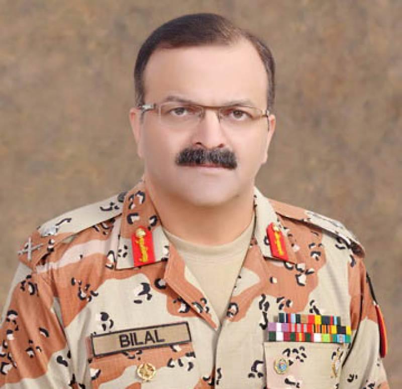 کراچی آپریشن اپنے منطقی انجام تک جاری رہے گا: ڈی جی سندھ رینجرز