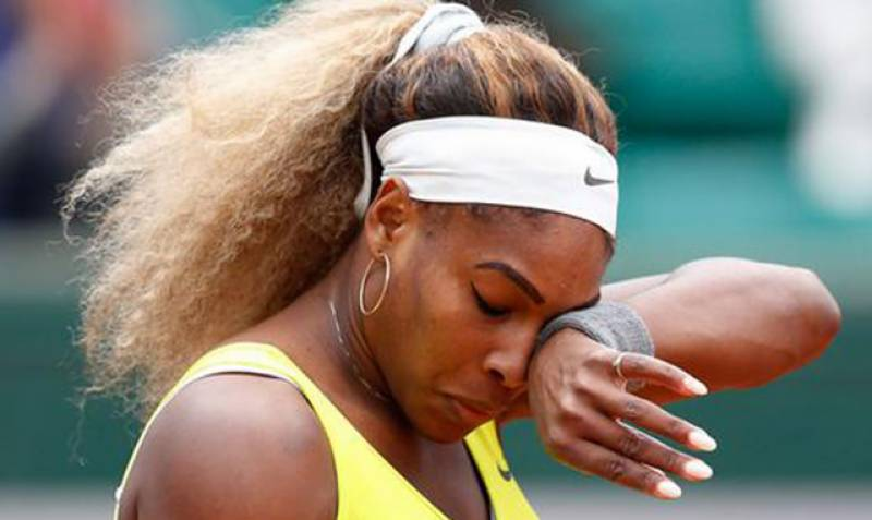 سرینا ولیمز سویڈش اوپن ٹینس سے دستبردار