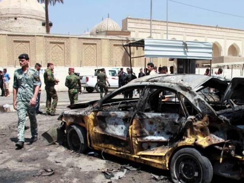 عراق : سوئمنگ پول پر 2 خودکش حملے، 12 ہلاک