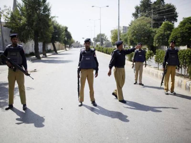 پولیس کی ملی بھگت' شہریوں پر 7ماہ میں 1728 بوگس مقدمات بنا دیئے گئے