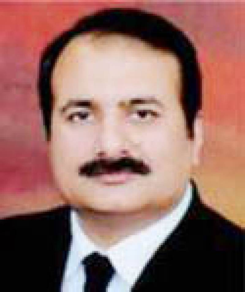 لاہور نالج پارک علم و دانش کا گہوارہ ثابت ہو گا: رانا مشہود