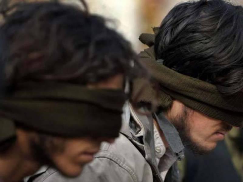 کراچی' لیاری گینگ وار کے 2 ارکان پولیس افسر کے بیٹے سمیت 8 ملزم گرفتار ڈاکو مقابلے میں ہلاک