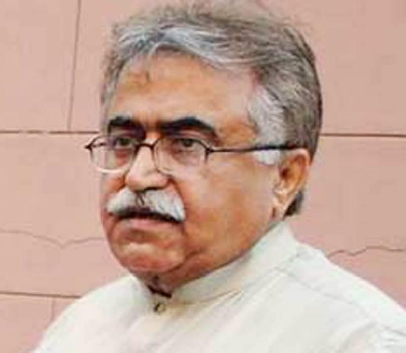 کراچی کے امن کو پاکستان سے علیحدہ کر کے نہیں دیکھا جاسکتا: مولانا بخش چانڈیو