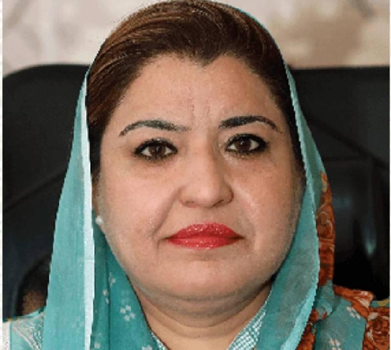 بچوں کی گمشدگی کے واقعات سے نمٹنے کیلئے حکومت پنجاب ہر ممکن اقدامات کر رہی ہے : صبا صادق