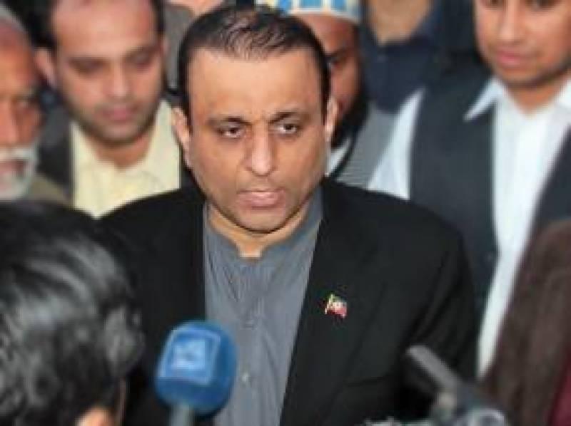 ملک میں جمہوریت صرف حکمرانوں اور درباریوں کو نظر آتی ہے: محمود الرشید' عبدالعلیم خان