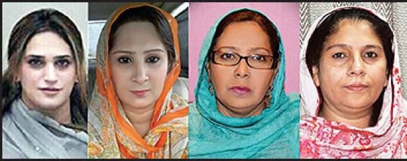 عمران کا رویہ غیر سنجیدہ، میدان سیاست کے ناکام کھلاڑی ہیں، خواتین رہنما