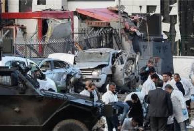 ترکی : کرد باغیوں کا بم حملہ' دو بچے جاں بحق' اپوزیشن کے اخبار کا 9 رکنی عملہ گرفتار