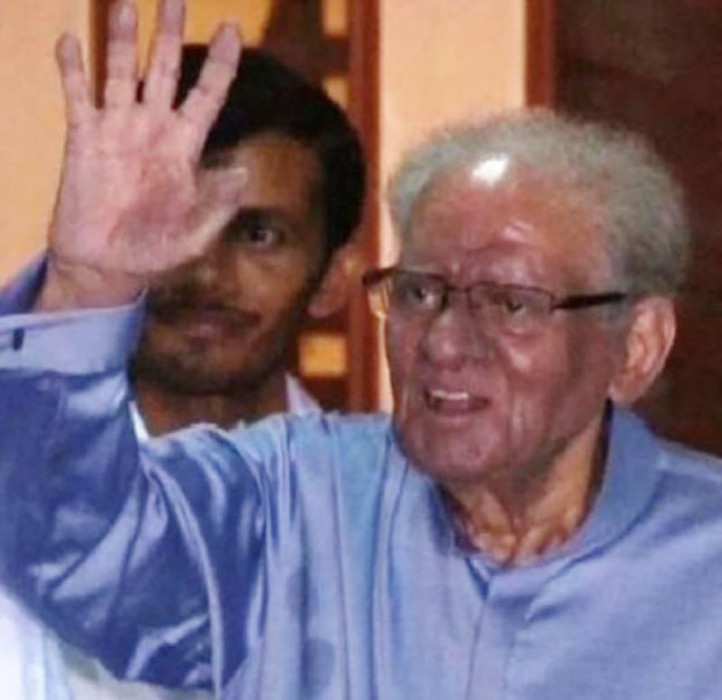 بیمار گورنر سندھ سعید الزماں صدیقی کو اہل خانہ نے استعفیٰ دینے سے روکدیا اکلوتے بیٹے کیلئے رشتے کی تلاش