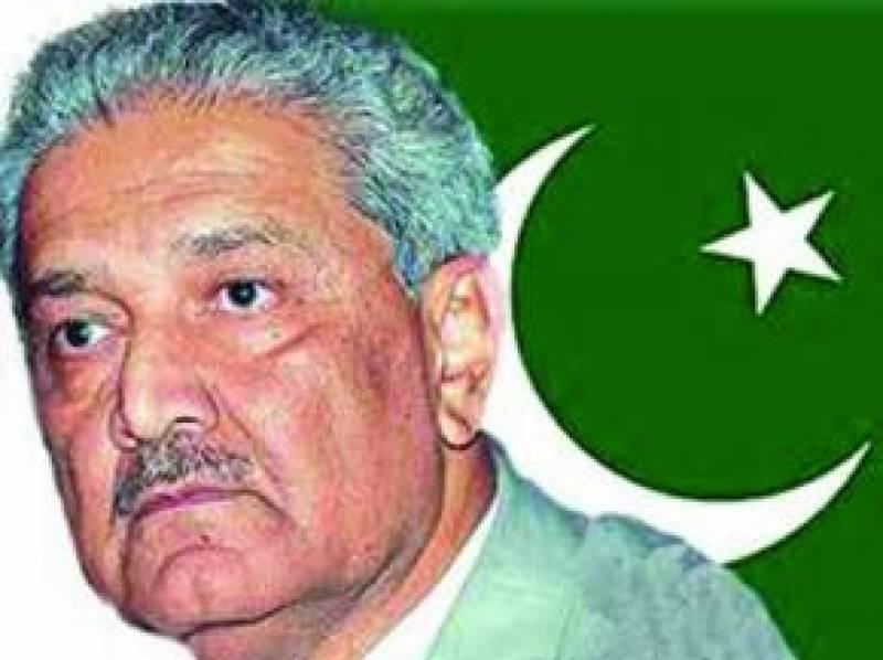 روا رکھے گئے سلوک کا معلوم ہوتا تو پاکستان کبھی نہ آتا: ڈاکٹر عبدالقدیر