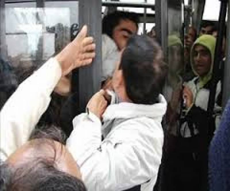 فیروزوالا: لڑائی جھگڑے کے واقعات میں 7افراد شدید زخمی