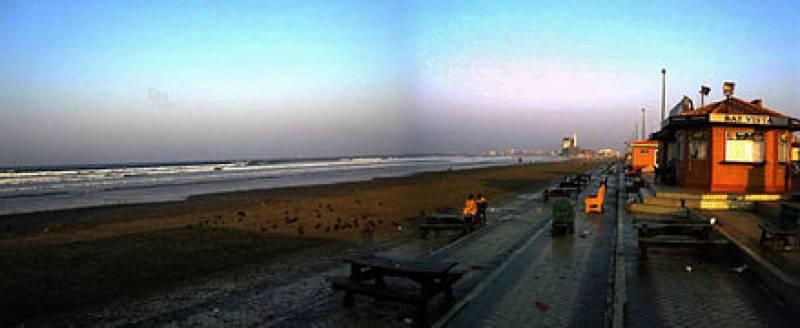 ;;برطانیہ میں 2700میل طویل ساحلی پٹی پر فٹ پاتھ بنانے کا کام تیزی سے جاری