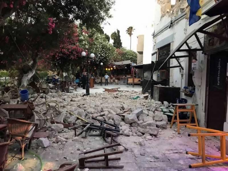 میکسیکو کے جنوبی ساحل پر 8.2 شدت کے زلزلے سے 58 افراد ہلاک اور متعدد زخمی سونامی کی وارننگ بھی جاری کر دی گئی