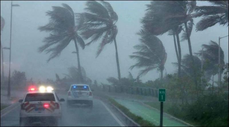 """طوفان """"اِرما"""" امریکہ کے لئے خطرہ' کیوبا : 10 لاکھ افراد محفوظ مقامات پر منتقل"""