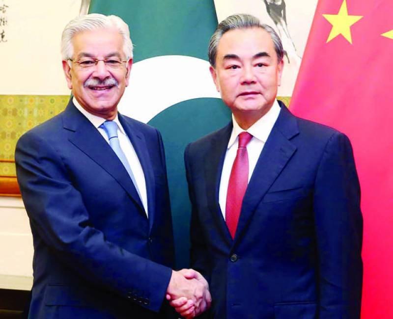 اسلام آباد کابل کے اختلافات دور کرنے کی کوشش کریں گے،کچھ بھی ہو جائے، پاکستان کے مفادات کا تحفظ کریں گے: چین