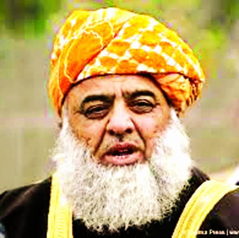 دشمنوں نے گھیرا تنگ کردیا، کسی سیاسی بحران یا غلطی کی گنجائش نہیں: فضل الرحمٰن
