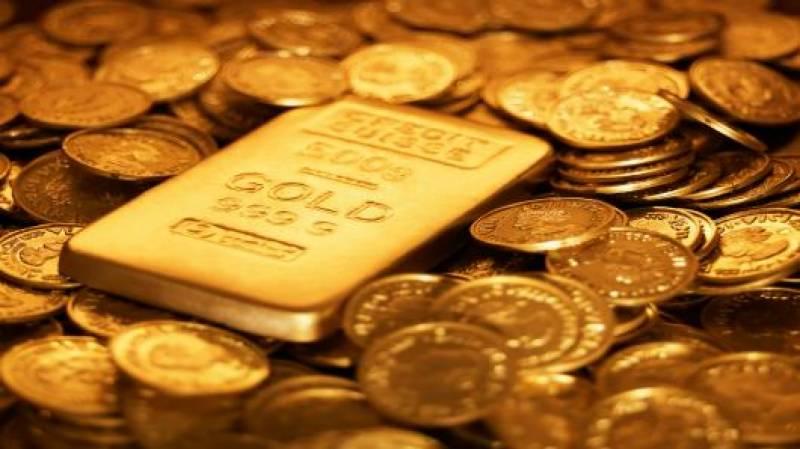 10 گرام سونا، چاندی کے نرخ
