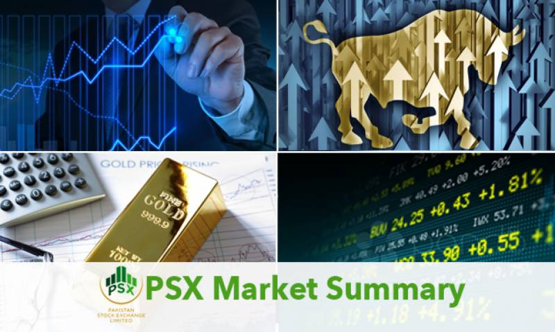 سٹاک مارکیٹ پر چھائے مندے کے بادل مزید گہرے سرمایہ کاروں کے 42 ارب روپے سے زائد ڈوب گئے