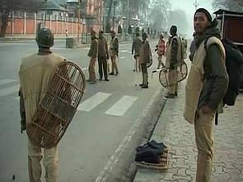 کشمیر کی صورتحال پرتشویش :پاکستان بھارت مذاکرات سے مسائل حل کریں:یورپی یونین