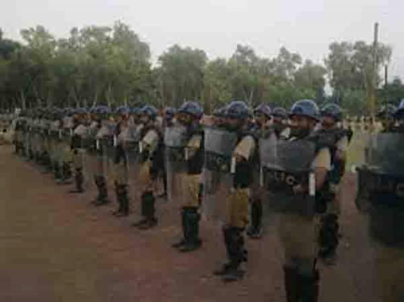 وی آئی پی موومنٹ کیلئے نئی فورس سپیشل سکیورٹی سکواڈ کی تشکیل کیلئے ایک ہزار اہلکاروں کی نفری طلب