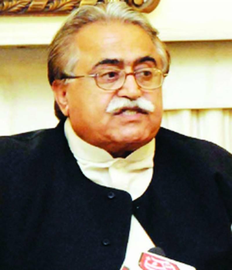 عمران خان آج بھی انگلی کے اشارے پر چل رہے ہیں، ہمیں کوئی ٹینشن نہیں: مولا بخش چانڈیو