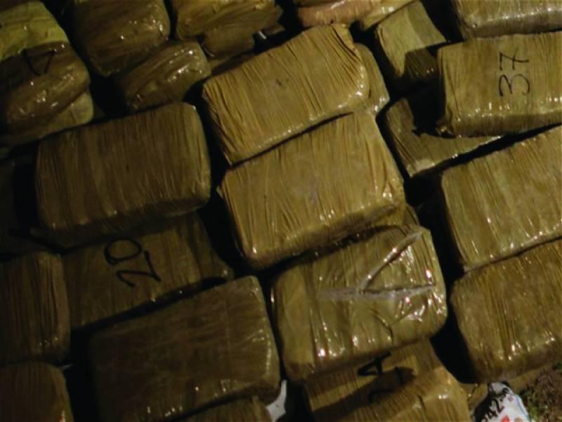 منشیات اسلحہ کے مقدمات میں 5 مجرموں کو قید کی سزائیں
