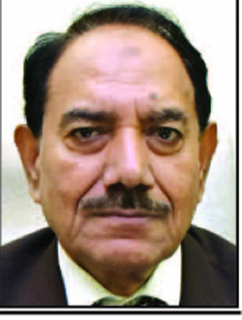 ظفر اقبال سبکدوش،ڈاکٹر ایس الطاف اردو یونیورسٹی کے وائس چانسلر مقرر