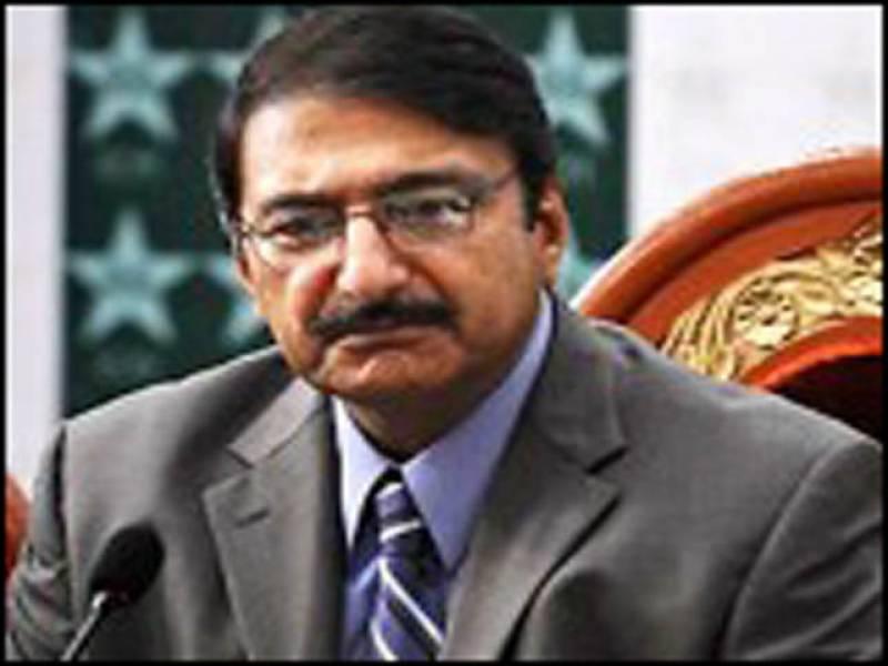 بگ تھری پر رضا مند ہونا سب سے بڑی غلطی' پاکستان کو نقصان ہو رہا ہے: ذکاء اشرف