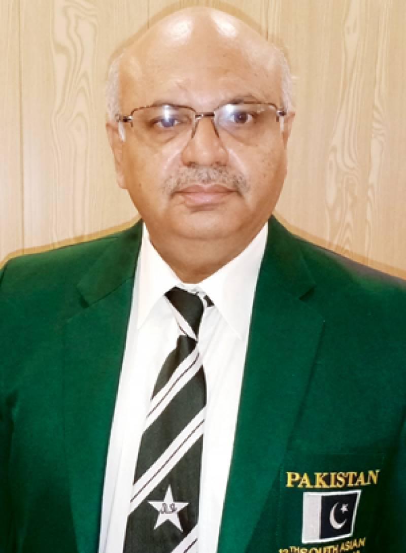 ایم اے او کالج میں کھیلوں کی سرگرمیاں بحال کرنے کیلئے پرعزم ہیں:فرحان عباد ت یار خان