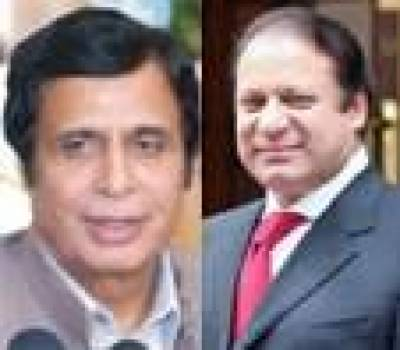 دبئی میں نواز شریف اور پرویز الٰہی کے درمیان ملاقات