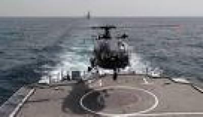 پاک بحریہ نے سمندری حدود میں فضائی اور بحری نگرانی بڑھا دی