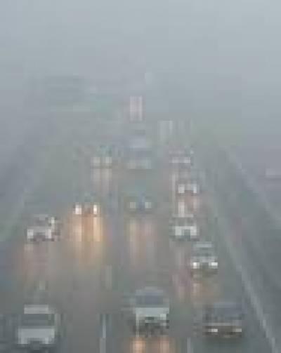 شدید دھند کے باعث حادثے' 5 افراد جاں بحق' درجنوں زخمی' آزاد کشمیر اور کوئٹہ میں شدید سردی کی لہر