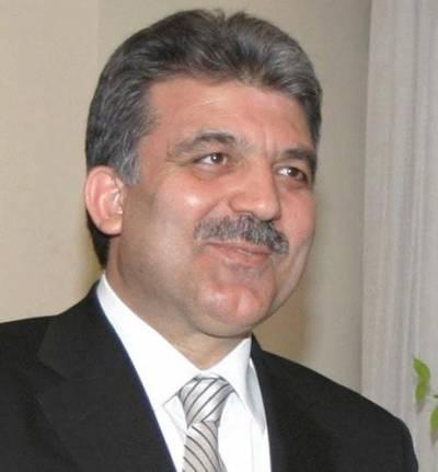 ترک صدر عبداللہ گل 2روزہ دورے پر کل پاکستان آئیں گے