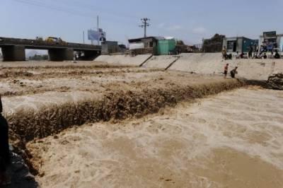کوٹ ادو' دائرہ دین پناہ دوبارہ خالی ۔۔ سیلاب زدہ علاقوں میں وبائی امراض پھوٹنے والے ہیں' 10 کروڑ ڈالر کی ضرورت ہے : ڈبلیو ایچ او