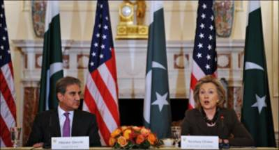 چیلنجوں سے نمٹنے کیلئے مشکل فیصلے کریں' پاکستان کو 5 سال میں 2 ارب ڈالر فوجی امداد دینگے : امریکہ